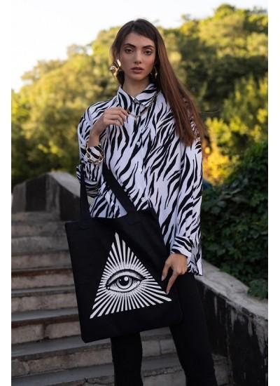Эко-сумка Eye Illuminati