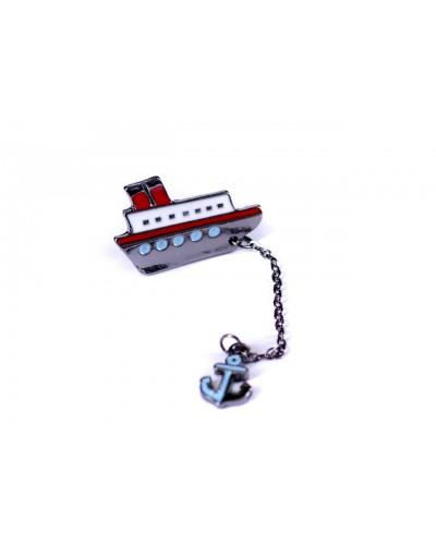 Металлический пин Ship