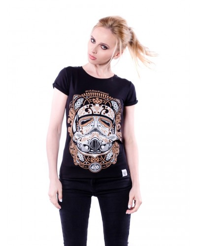 Женская футболка Trooper Muerta (Star wars)