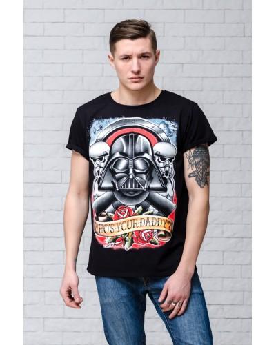 Футболка Urbanist Star Wars Black