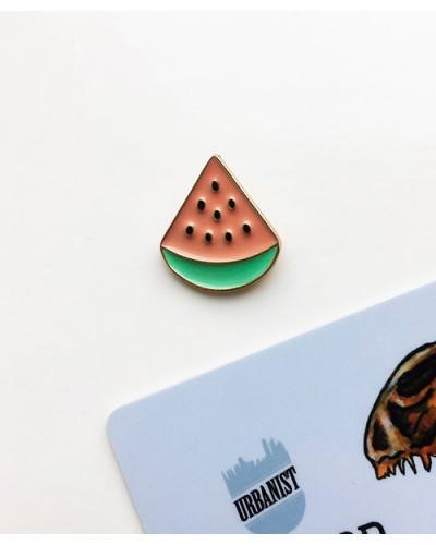 Металлический пин Watermelon
