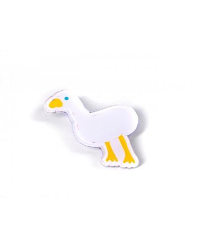 Пластиковый значок Duck