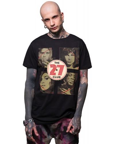 Футболка Клуб 27 (The 27 Club)