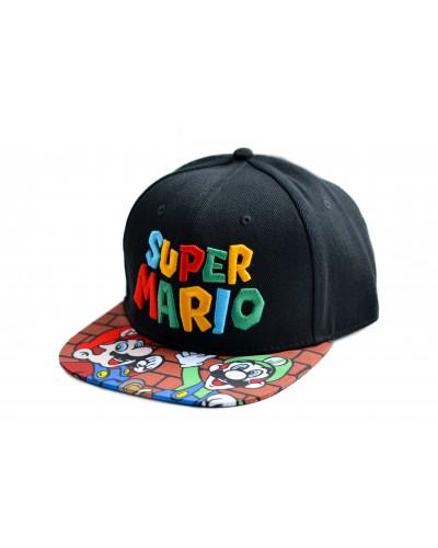 Кепка Super Mario