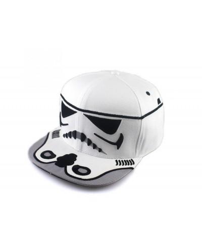 Снепбэк Trooper White