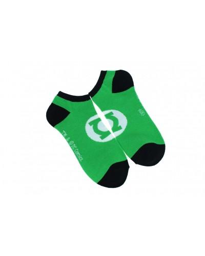 Короткие носки Green Lantern