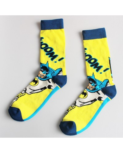 Носки Marvel Batman Yellow Medium