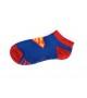 Короткие носки Superman (синие)
