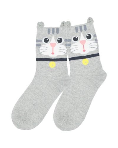 Носки Clumsy cat