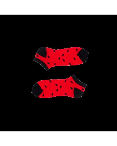 Короткие носки Melon Red