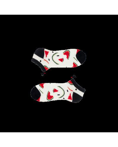 Короткие носки Melon White