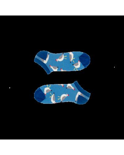 Короткие носки SEAGULL BLUE
