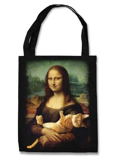Эко-сумка Мона Лиза