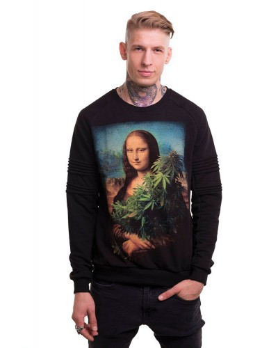 Свитшот Mona Lisa