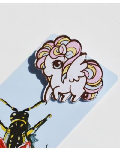 Пластиковый значок Pegasus