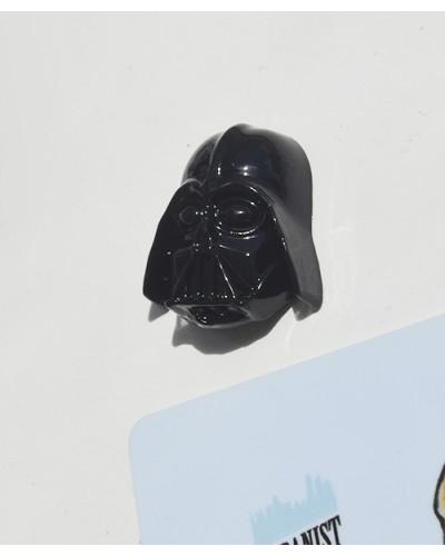 Объемный металлический пин Darth Vader