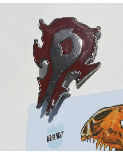 Металлический пин World Of Warcraft (WOW) The Horde
