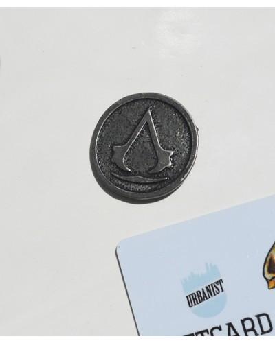 Металлический пин Assassin's Creed
