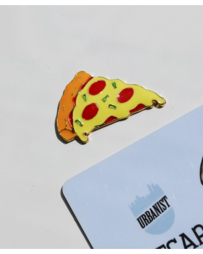 Металлический пин Pizza