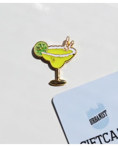 Металлический пин Cocktail