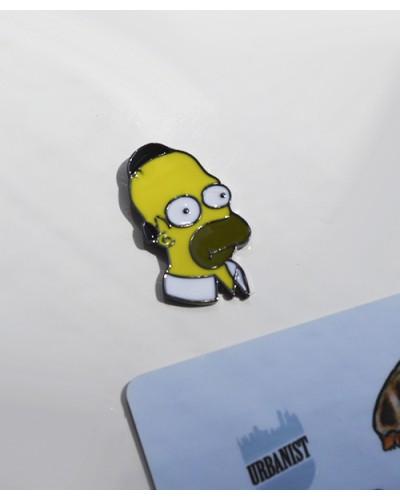 Металлический пин Homer