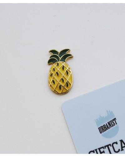 Металлический пин Pineapple