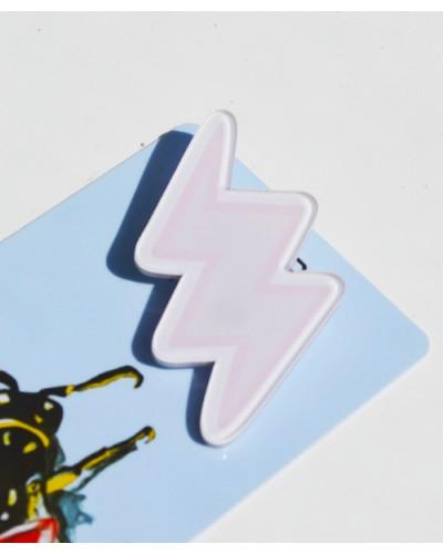 Пластиковый значок Flash