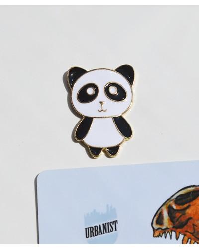 Металлический пин Panda